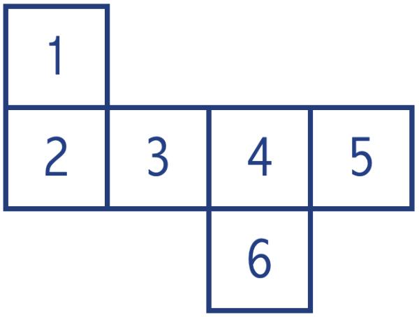 Jaring Jaring Kubus Sola Matematika