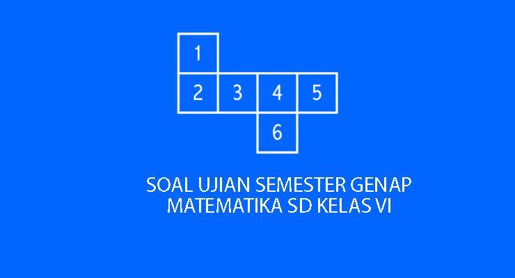 Contoh soal Ujian SD kelas VI