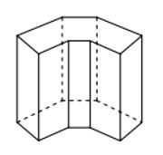 Bangun ruang keren tiga dimensi unik