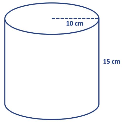 Contoh Soal Tabung Matematika SD kelas VI