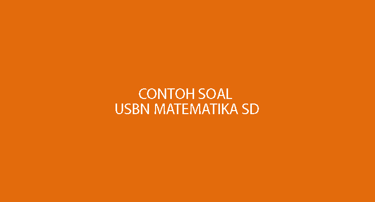 Contoh Soal USBN